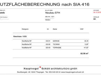 701-NUTZFLÄCHEBERECHNUNG-nach-SIA-416